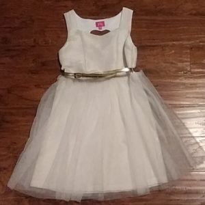 Girls twirl dress